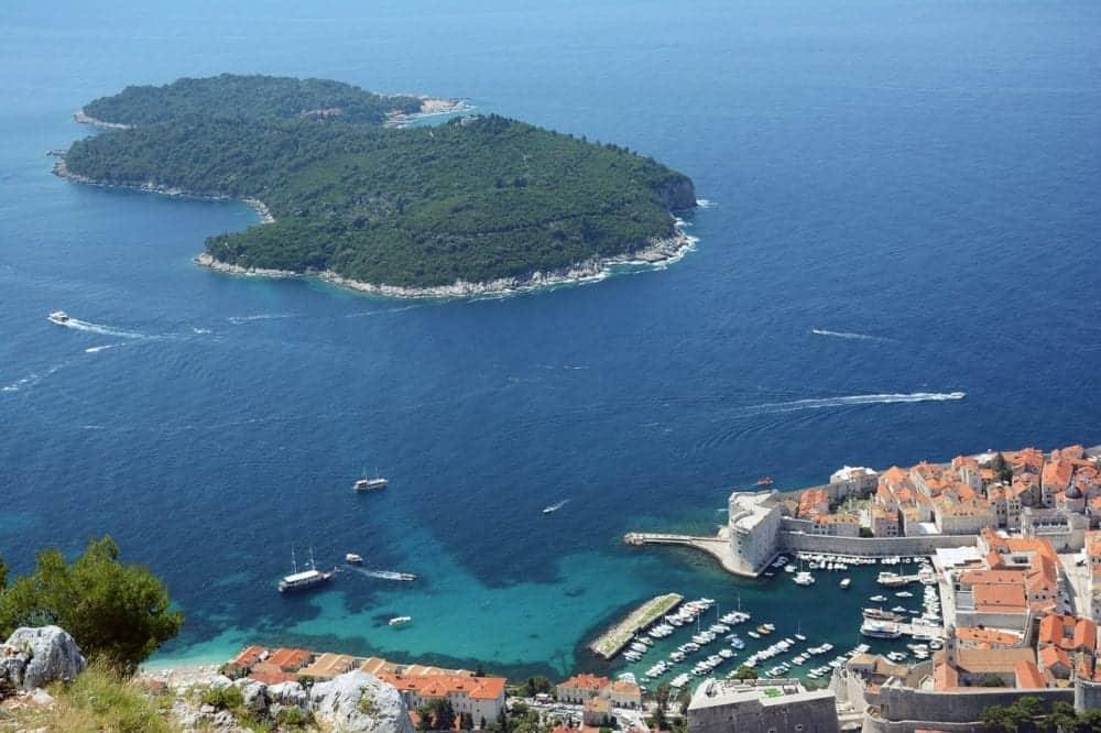 Dubrovnik Lokrum Island - 18 Impressive Things to do in Dubrovnik - Croatia Travel Guide