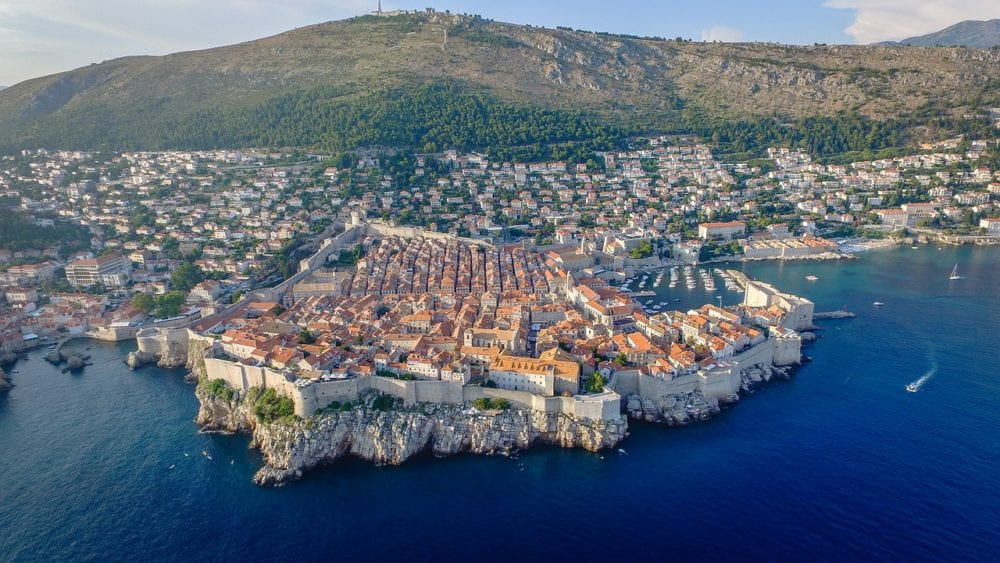 Dubrovnik city walls - 18 Impressive Things to do in Dubrovnik - Croatia Travel Guide