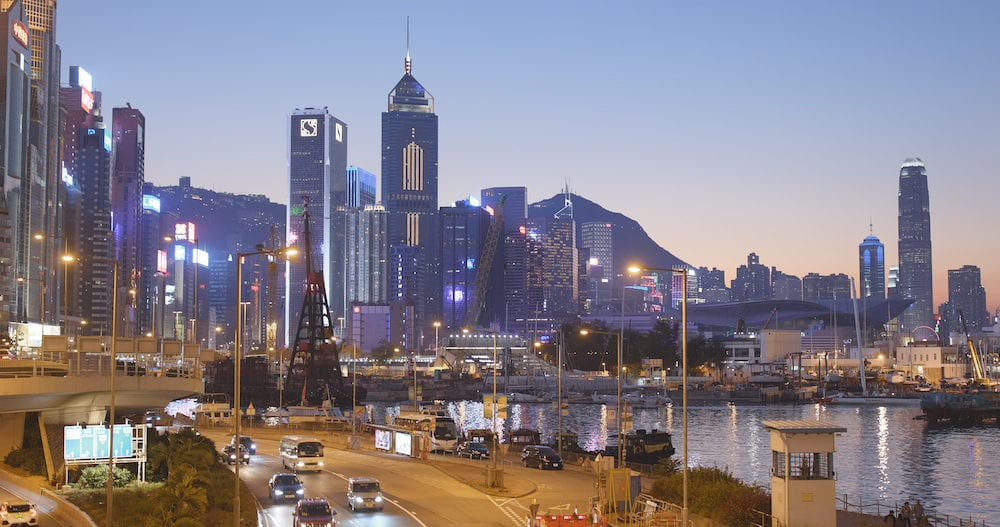 Causeway Bay, Hong Kong, :- Hong Kong city