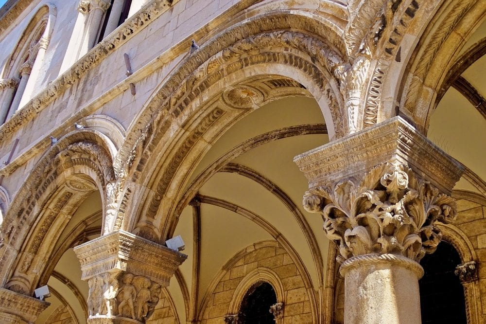 Rector's Palace dubrovnik - 18 Impressive Things to do in Dubrovnik - Croatia Travel Guide