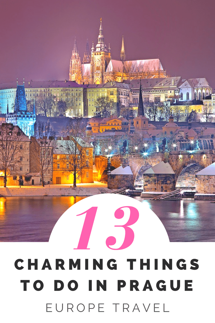 13 Charming Things to do in Prague