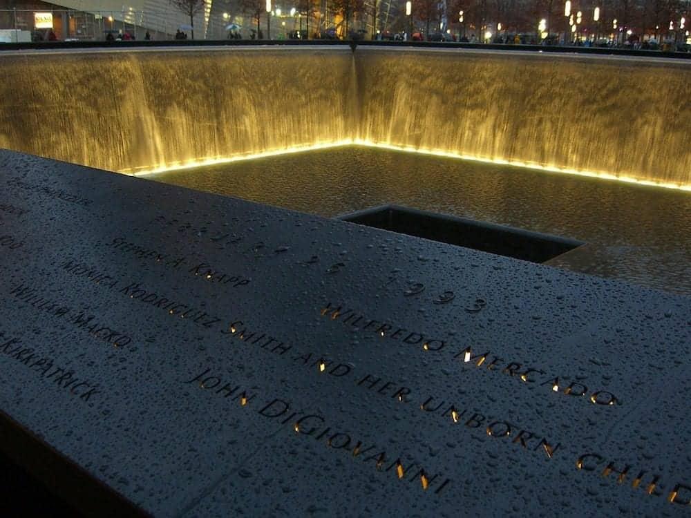NYC 9 11 Memorial