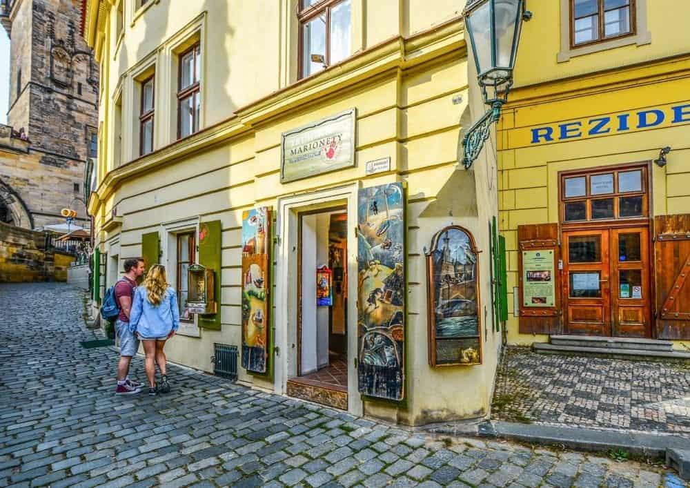 Prague Puppet Shows