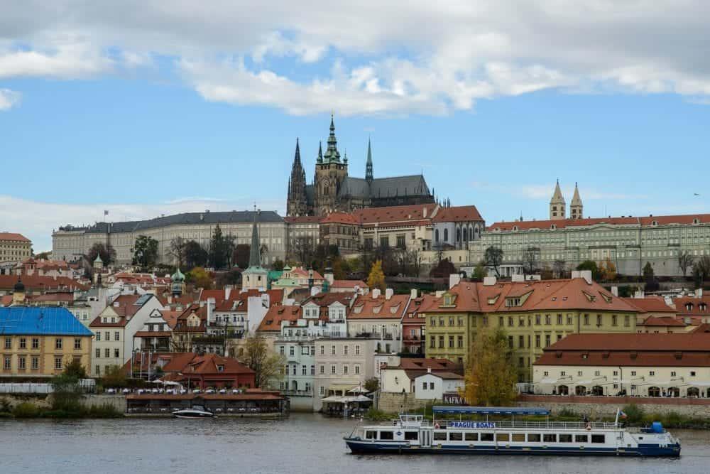 Vltava River Cruise Prague