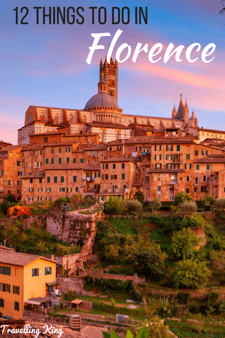 12 Things to do in Florence