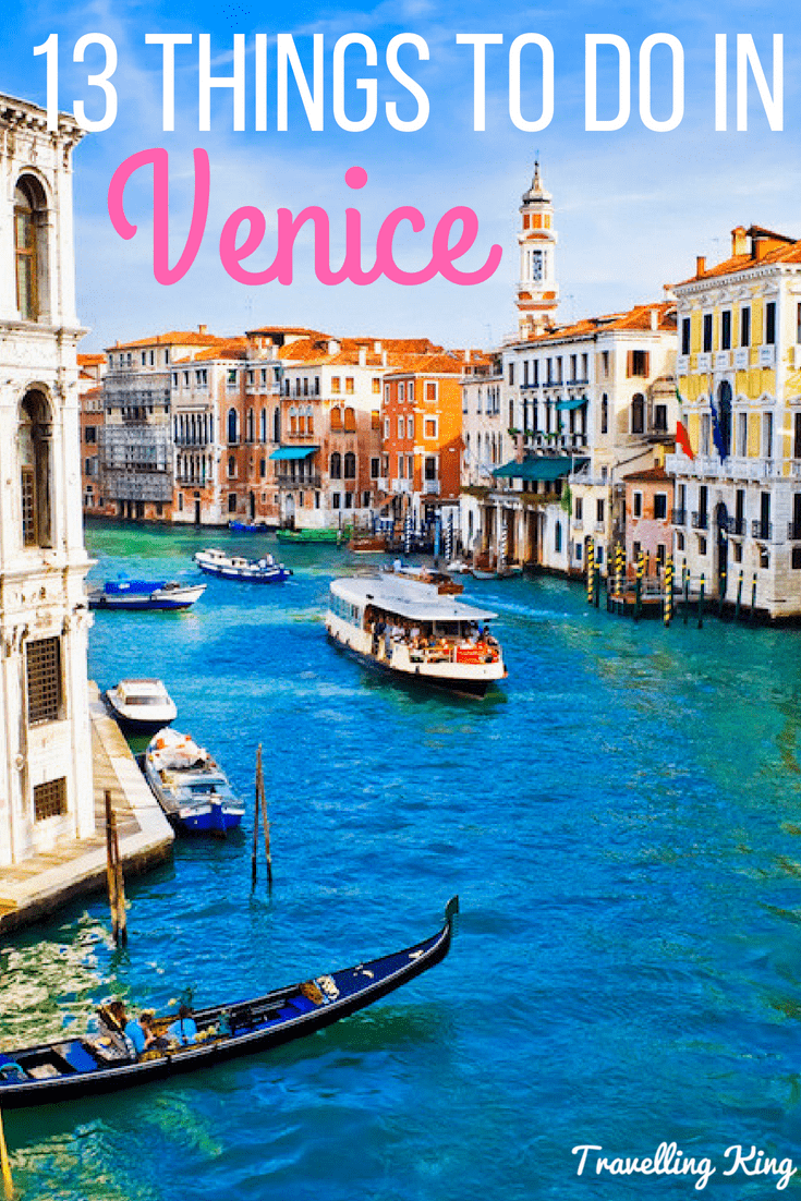 13 Things to do in Venice for Everyone