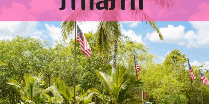 15 Fun Touristy Things to Do in Miami