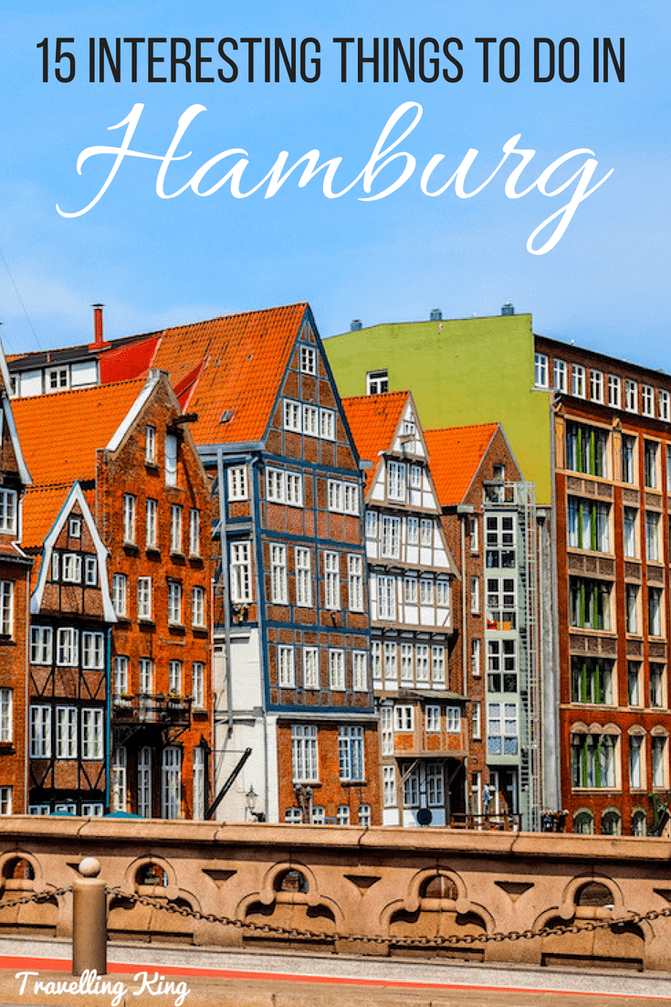 15 Interesting Things to do in Hamburg