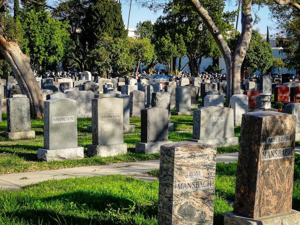 Hollywood Forever Cemetery - 8 FREE Things to Do in Los Angeles
