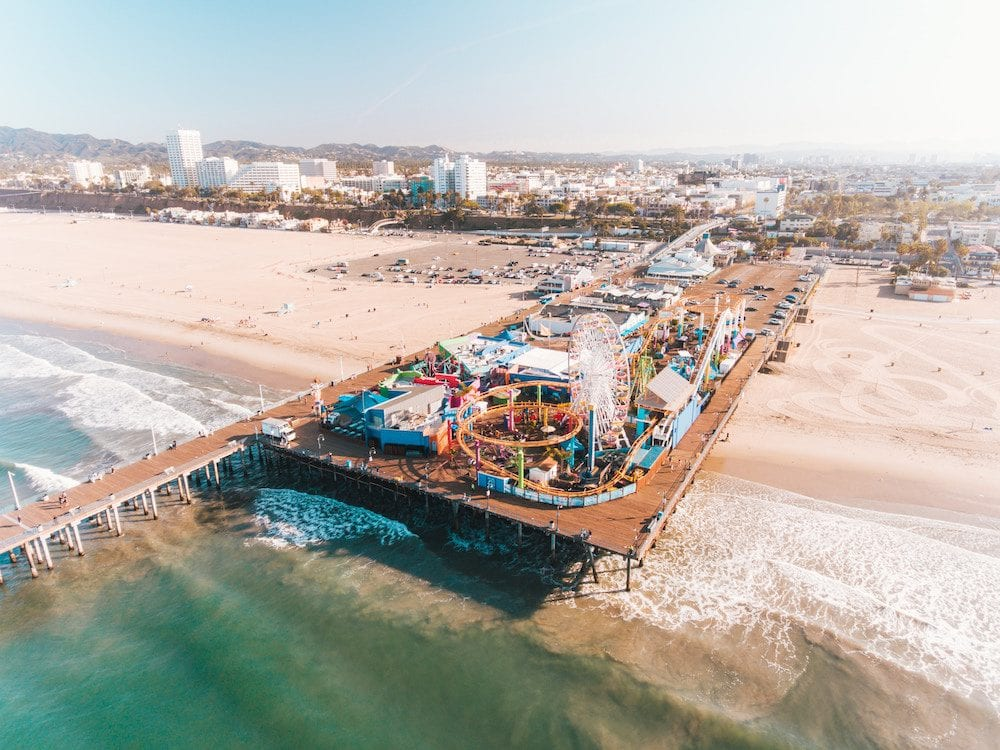 Santa Monica Pier - 8 FREE Things to Do in Los Angeles