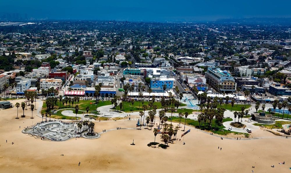 Venice Beach - 8 FREE Things to Do in Los Angeles