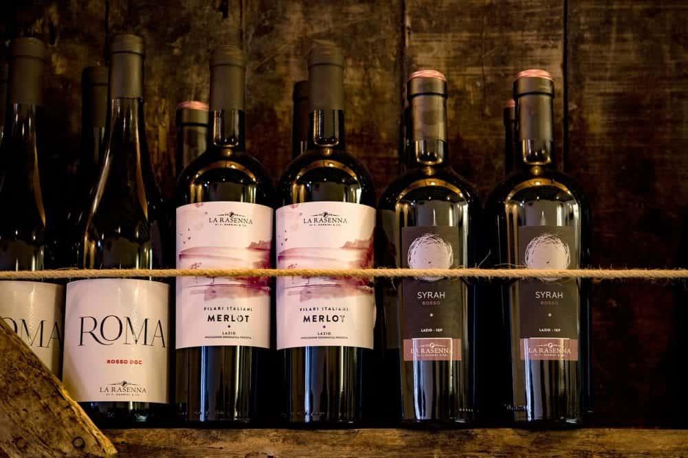 Italian, Wines