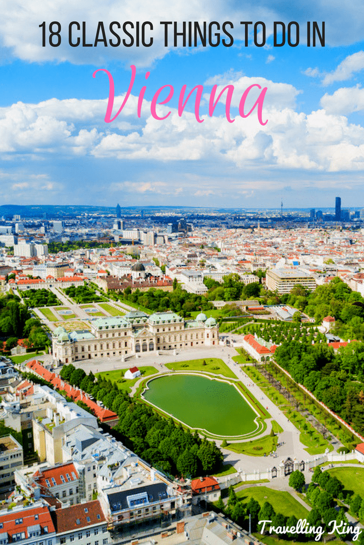 18 Classic Things to do in Vienna