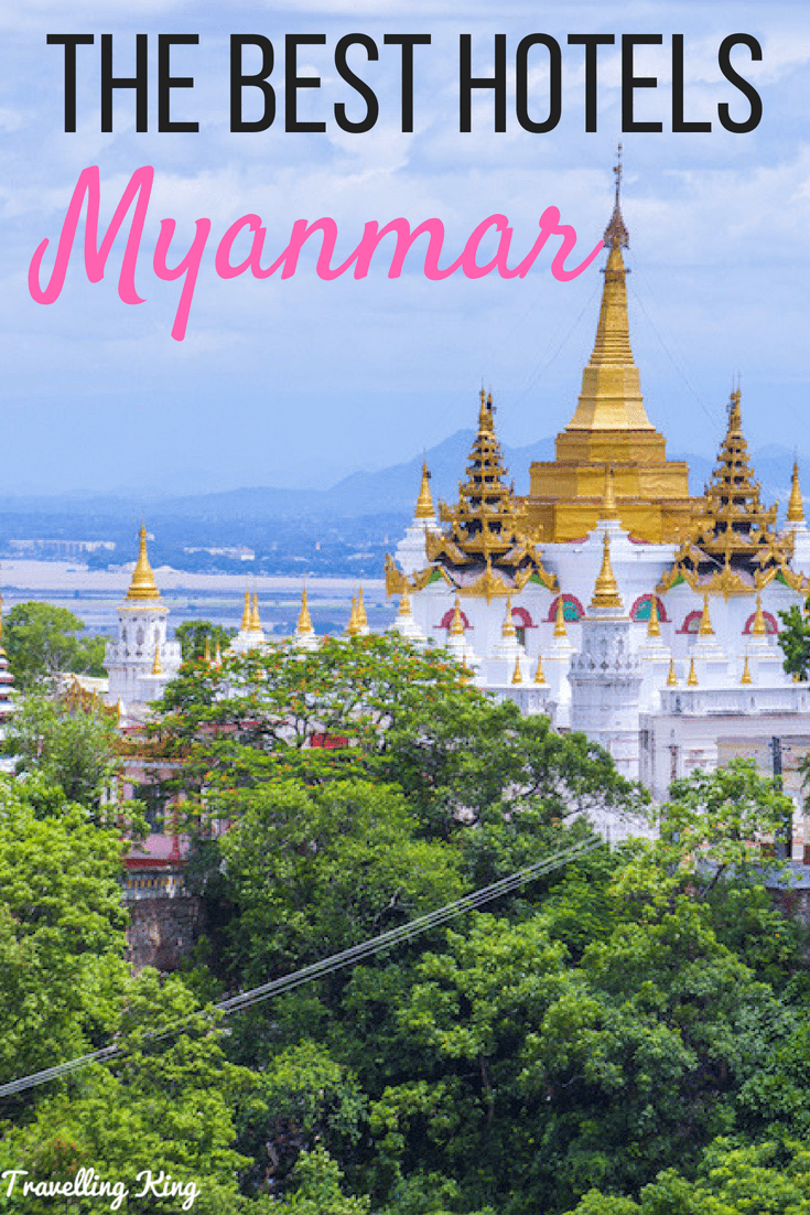 Where to Stay in Myanmar
