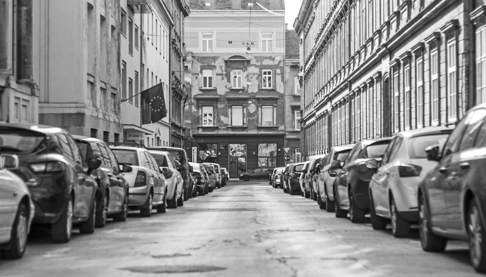 zagreb Tkalčićeva Street