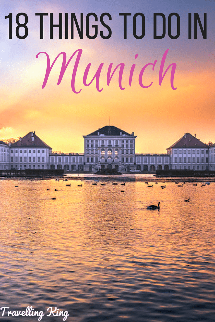 18 Things to do in Munich - Munich Sightseeing