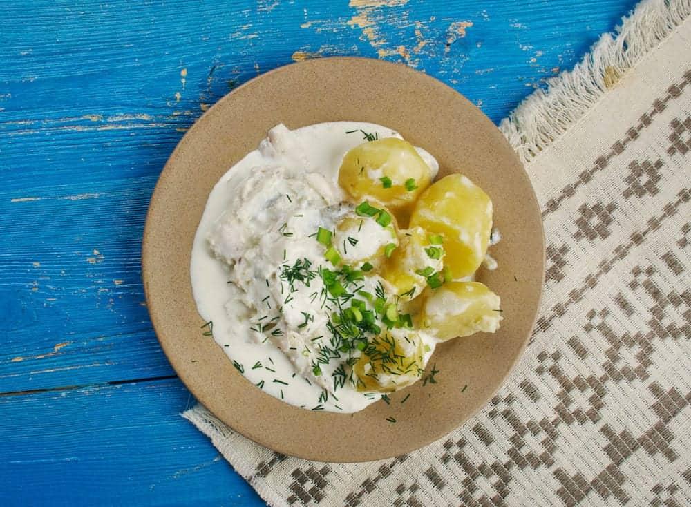 Plokkfiskur - Traditional Icelandic Cuisine, Icelandic fish stew