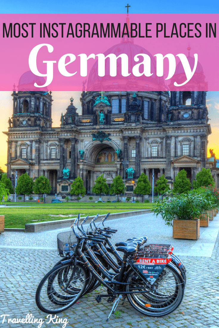 Most Instagrammable Places in Germany