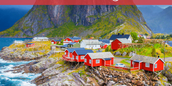 Most Instagrammable Places in Norway