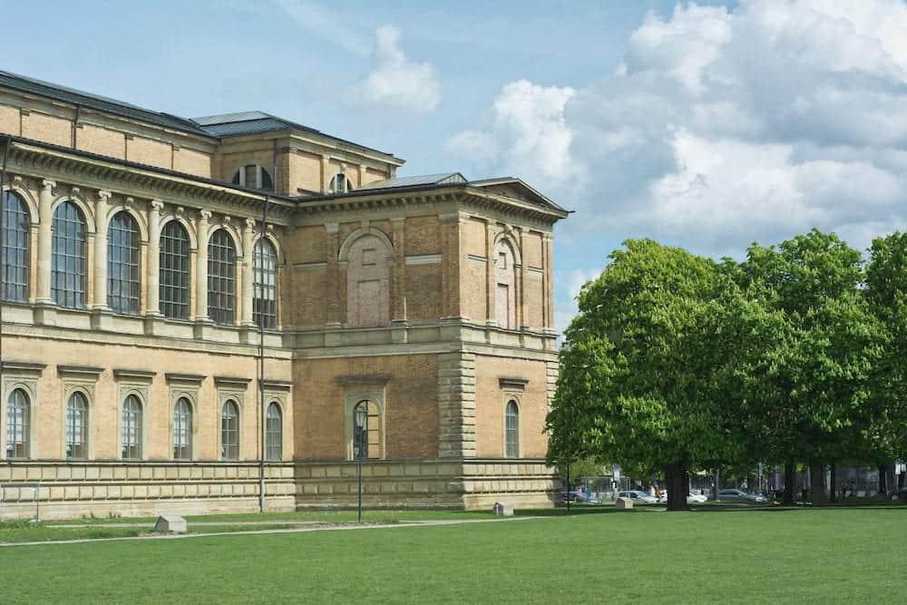 Old Pinakothek as Cultural Symbol in Munich