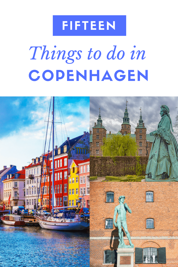 15 things to do in Copenhagen