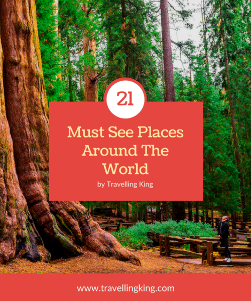 21 Must See Places Around The World