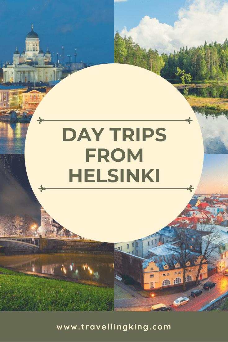 Day Trips from Helsinki