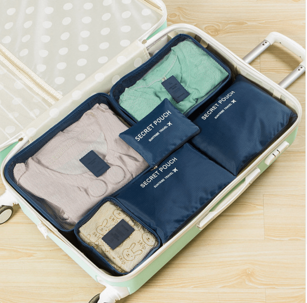Dark Blue Packing Cube