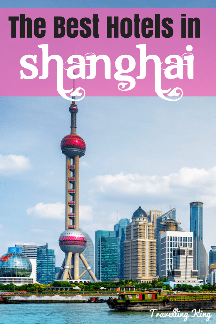 Where to stay Shanghai