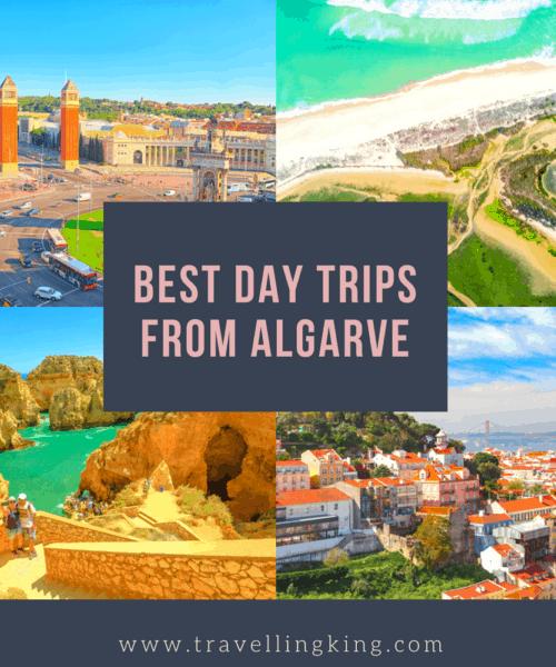 Best Day Trips from Algarve