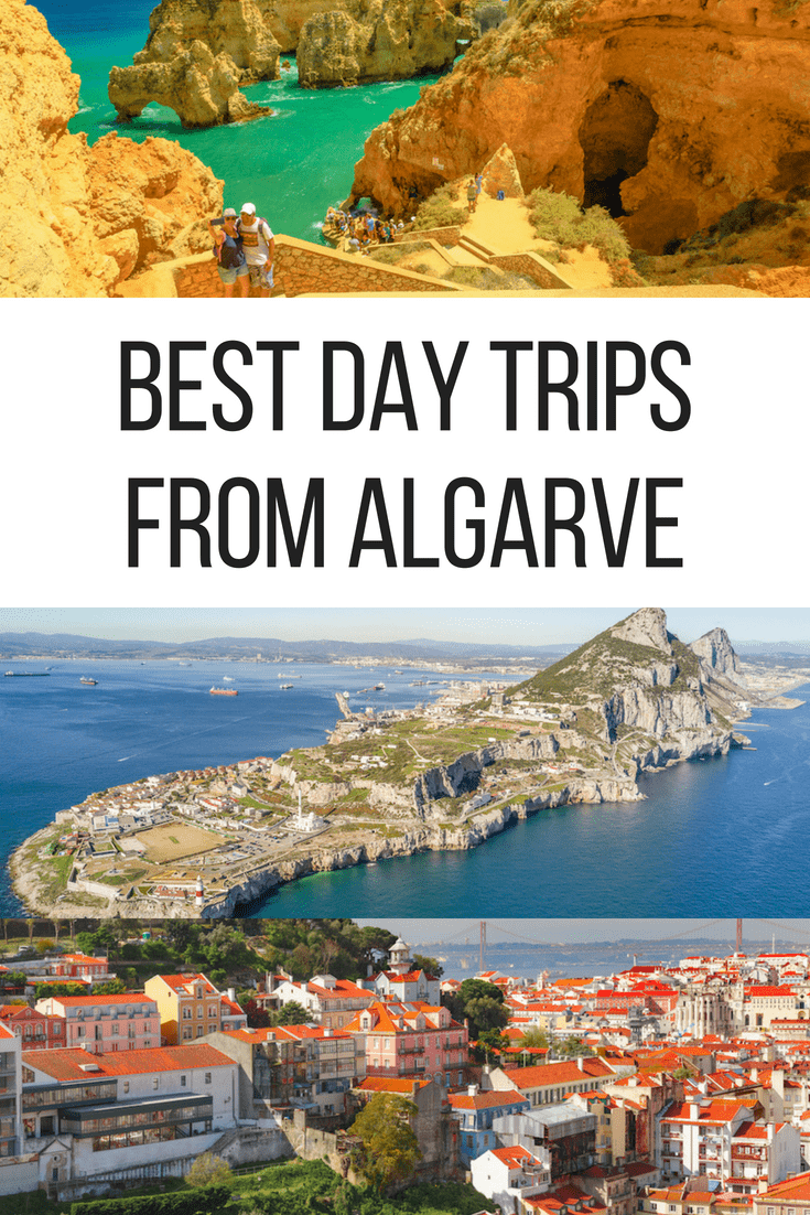 Best Day Trips from Algarve