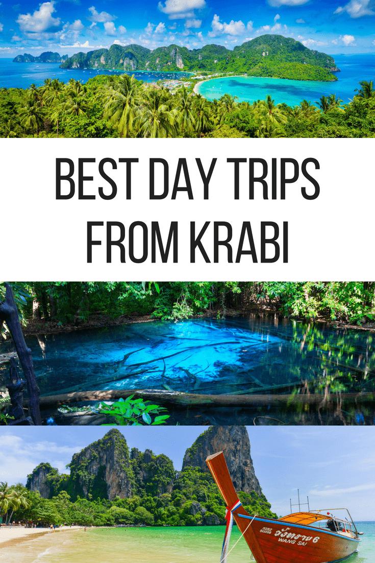 Best Day Trips from Krabi