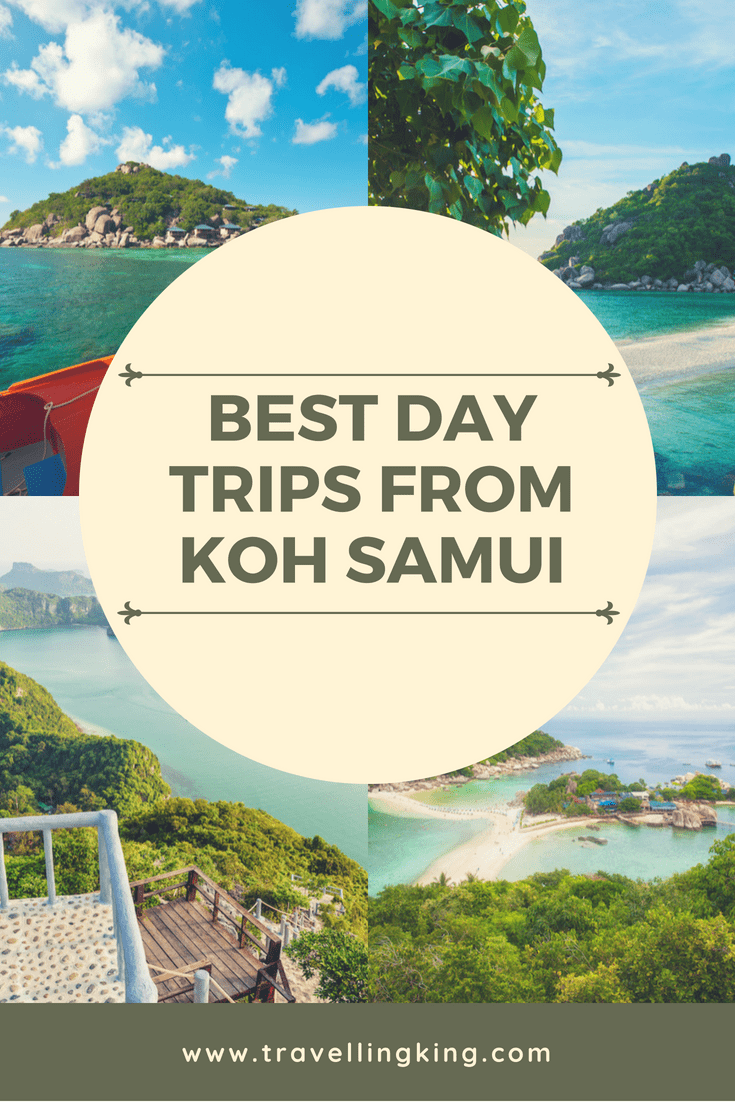 Best Day trips from Koh Samui