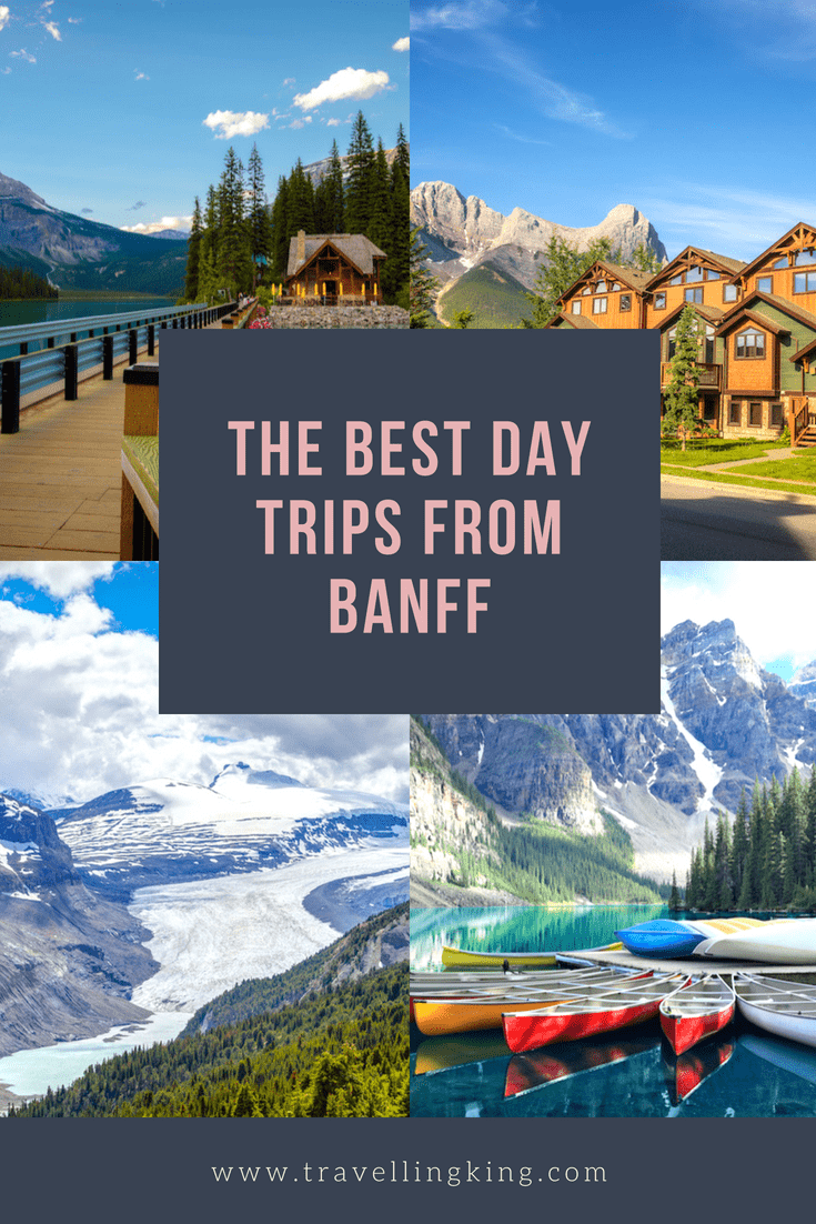 The Best Day Trips from Banff