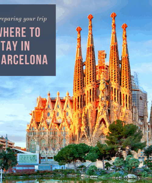 Where to stay in Barcelona