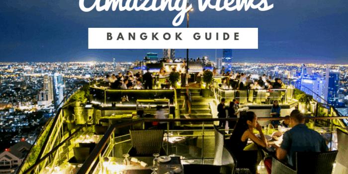 14 Bangkok Hotels with Amazing Views