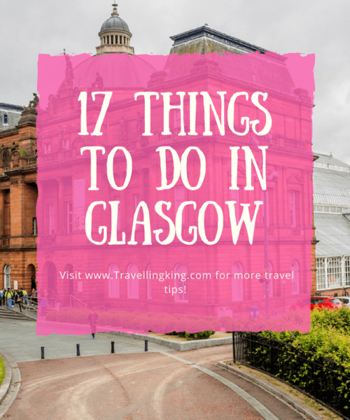 17 Things to do in Glasgow