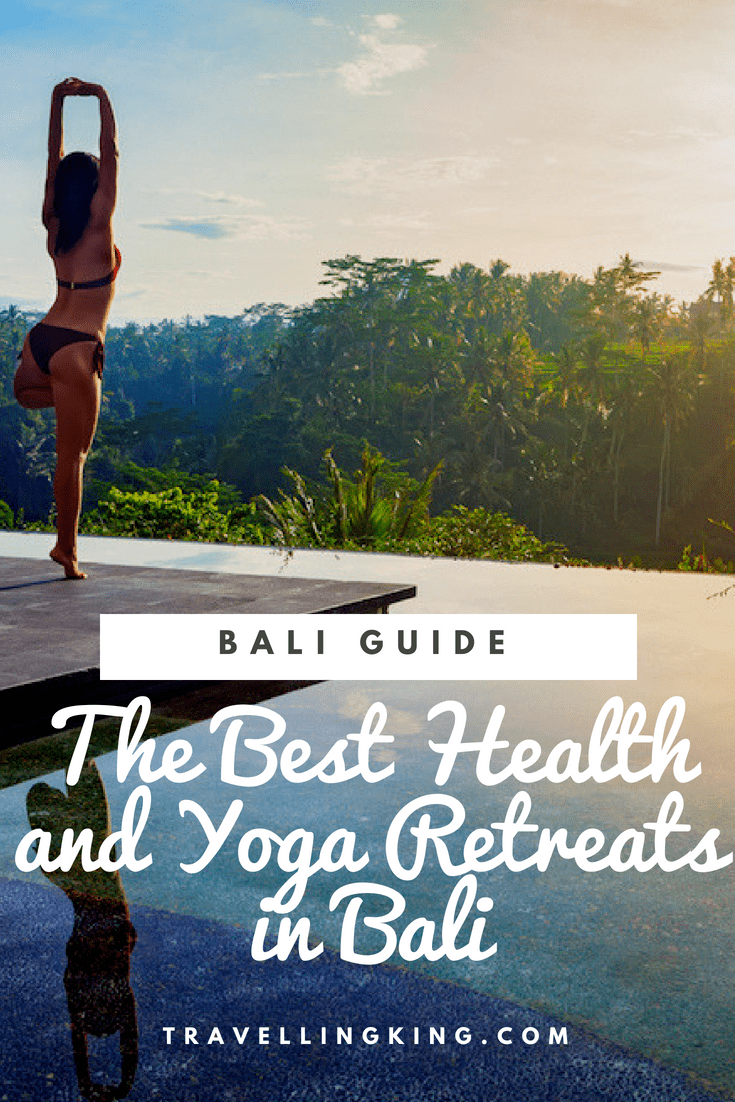 8 of the Best Health and Yoga Retreats in Bali