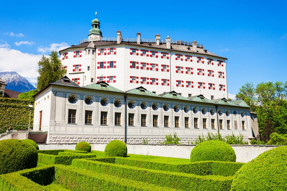 Ambras Castle or Schloss Ambras Innsbruck is a castle and palace located in Innsbruck, the capital city of Tyrol, Austria