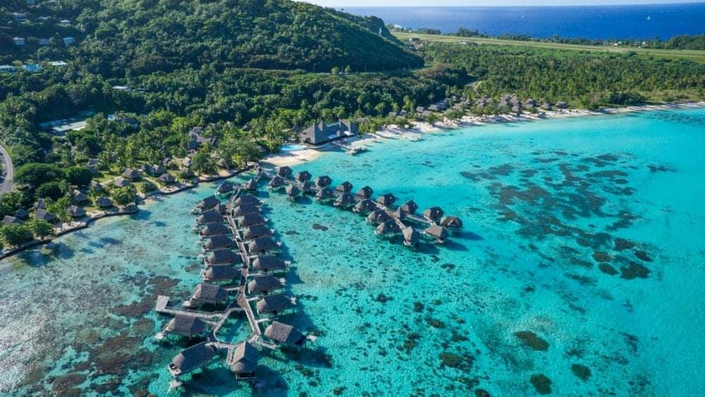 Sofitel Moorea la Ora Beach Resort, Tahiti)
