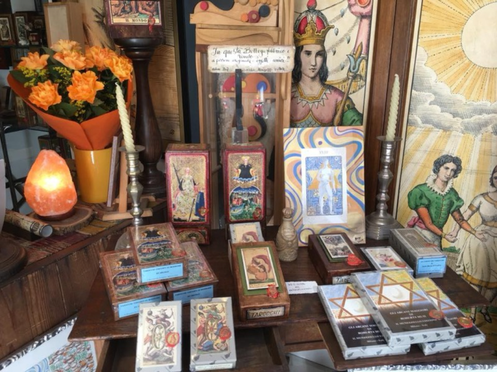 Treasuring the history and art of tarot
