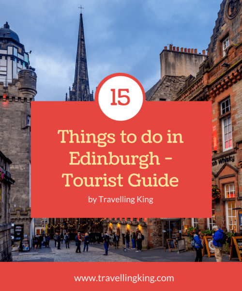 Things to do in Edinburgh - Tourist Guide