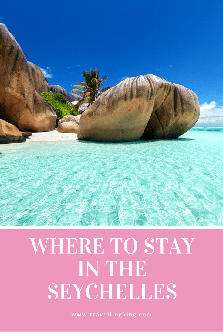 Where to Stay in the Seychelles