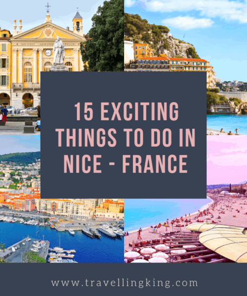 15 Exciting Things to do in Nice