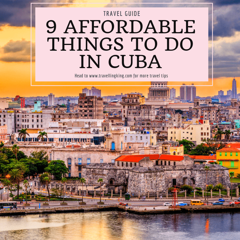 Cheap Places To Visit In Usa In December: 9 Affordable Things To Do In Cuba