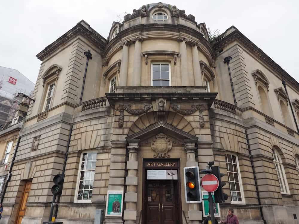 BATH UK - CIRCA Victoria Art Gallery