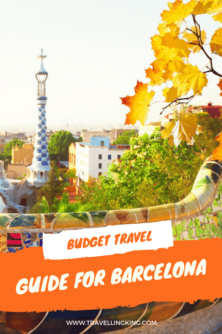 Budget Travel Guide for Barcelona