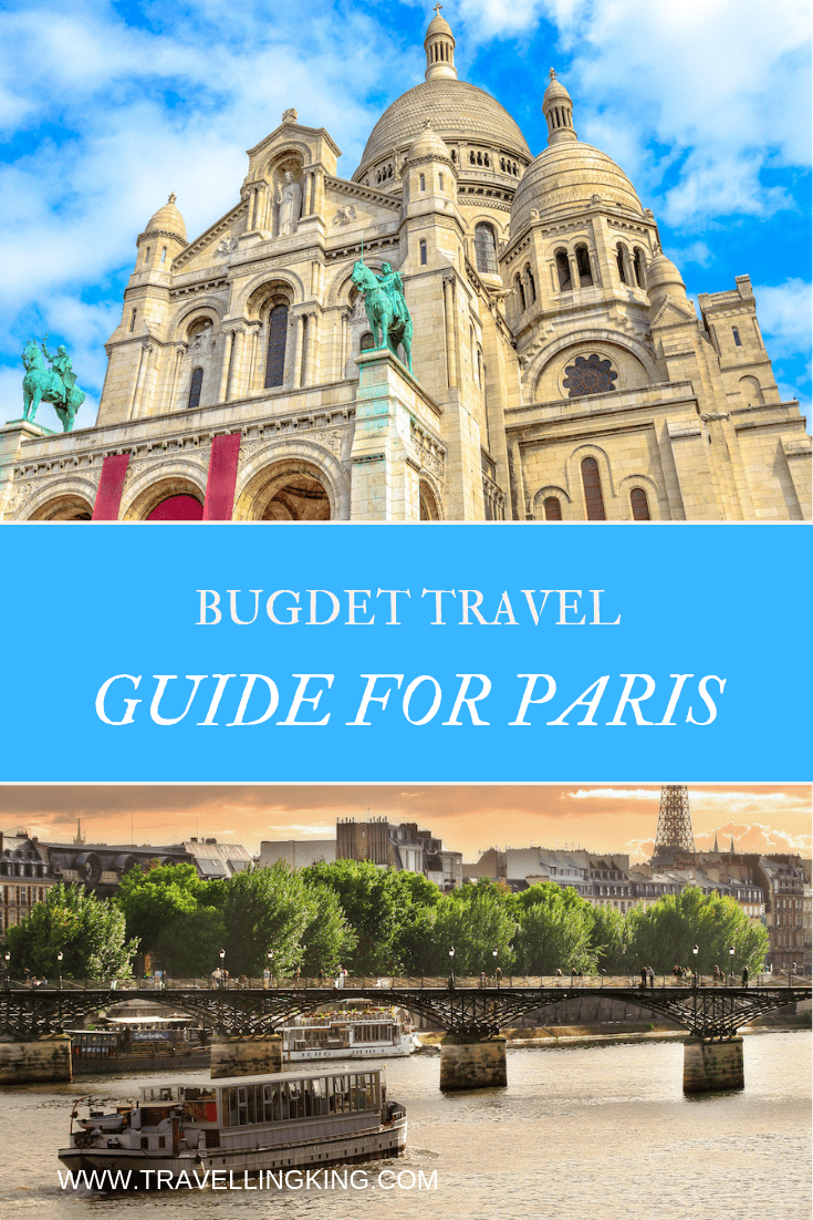 Budget Travel Guide for Paris