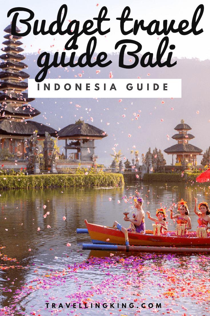 Budget travel guide Bali