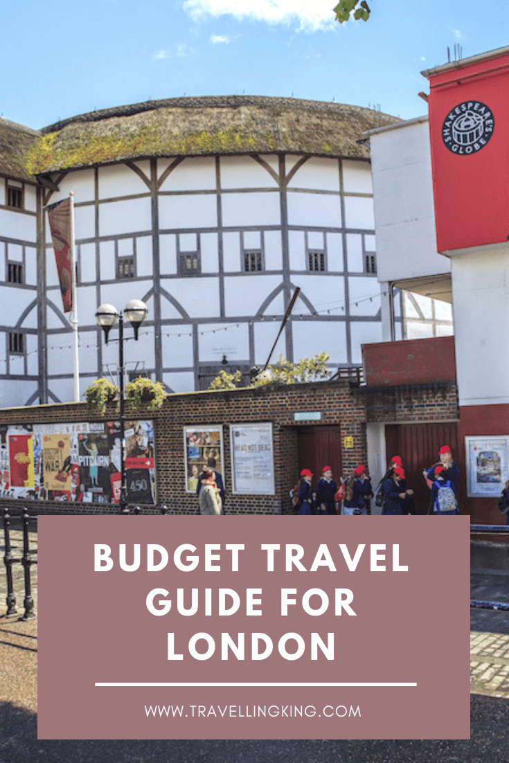 Budget travel guide for London